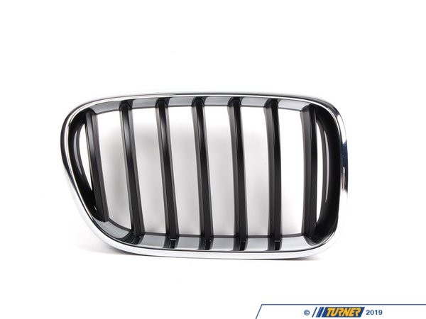T#76570 - 51117210726 - Genuine BMW Grille, Front, Right - 51117210726 - F25 - Genuine BMW -