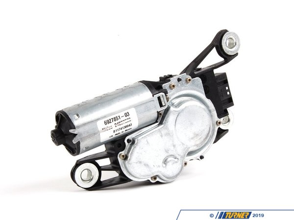 T#10707 - 61626927851 - Genuine BMW Rear Window Wiper Motor - 61626927851 - E53 - Genuine BMW -