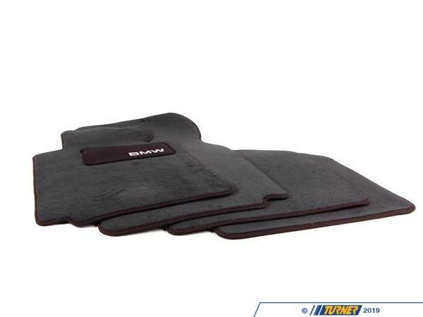 T#24884 - 82111469519 - Genuine BMW Floormat E-38 Anth.(Il) - 82111469519 - E38 - Genuine BMW -