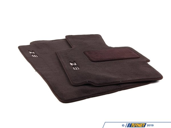 T#340004 - 8211147015X - Genuine BMW Z3 Floor Mats - Genuine BMW - BMW