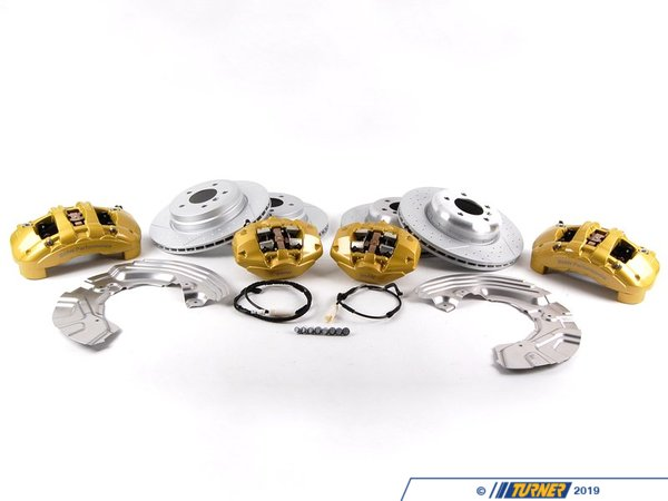 Genuine BMW M Performance Genuine BMW Performance Brake System - E90 330i, E91 328i, E93 328i 34110444769