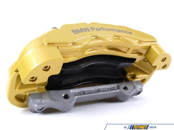 T#5215 - 34110444769 - Genuine BMW Performance Brake System - E90 330i, E91 328i, E93 328i - Genuine BMW - BMW