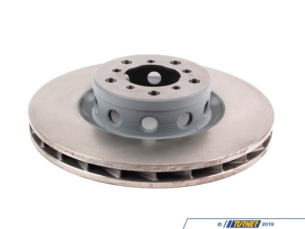 T#16434 - 34112229528 - Front Right Brake Rotor - E39 M5 (US Spec) - OE BMW brand - Genuine BMW - BMW