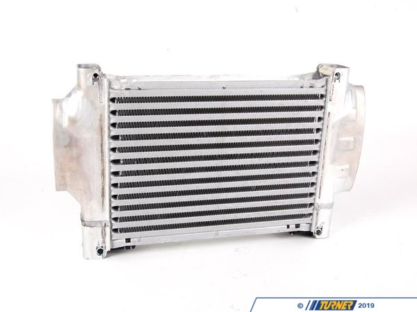 T#47157 - 17517565302 - Genuine MINI Charge-air Cooler - 17517565302 - Genuine Mini -