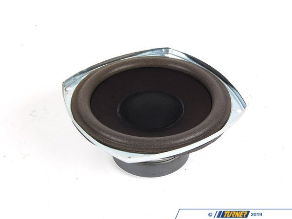 T#11149 - 65138352453 - Rear Package Shelf Subwoofer - E38 740i, 740il, 750il - Genuine BMW - BMW