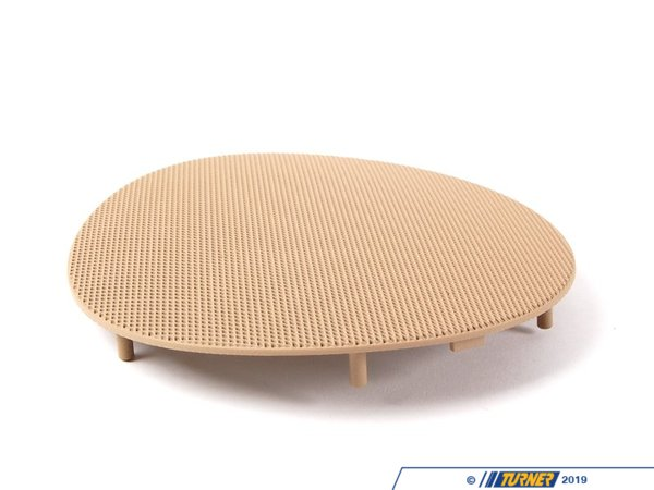 T#9702 - 51428265474 - Genuine BMW Cover F Right Loudspeaker Hellbeige 2 - 51428265474 - E53 - Genuine BMW Cover F Right Loudspeaker - Hellbeige 2This item fits the following BMW Chassis:E53 48IS,E53 X5 - Genuine BMW -