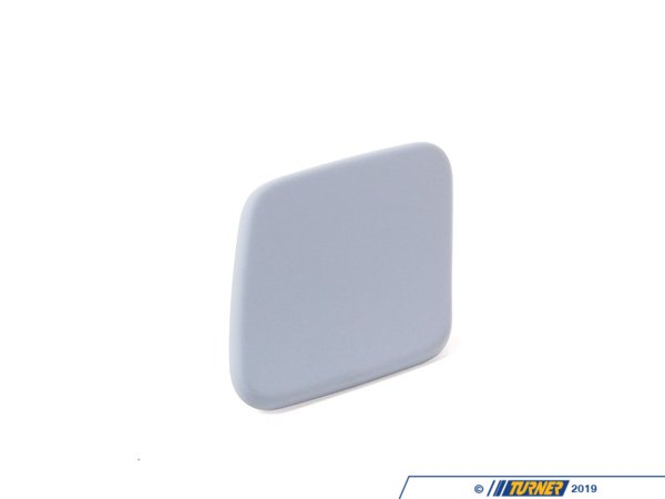 T#145294 - 61677837431 - Genuine BMW Cover Cap, Primed, Left - 61677837431 - E82 - Genuine BMW -