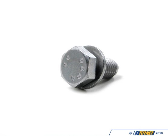 T#27724 - 07119905529 - Genuine BMW Hex Bolt With Washer - 07119905529 - Genuine BMW -