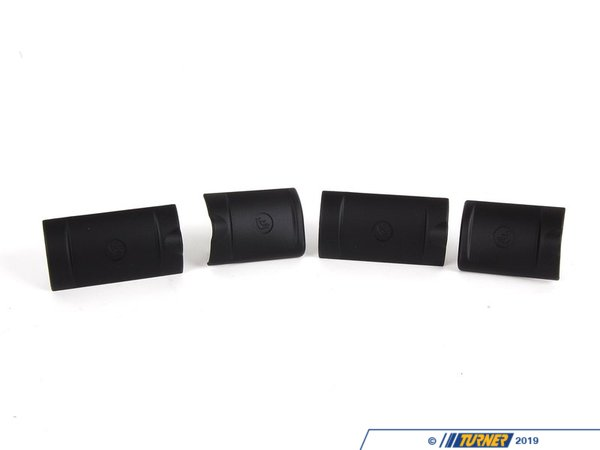 T#129999 - 52207135818 - Genuine BMW Cover Kit Isofix Schwarz - 52207135818,E60 M5 - Genuine BMW -