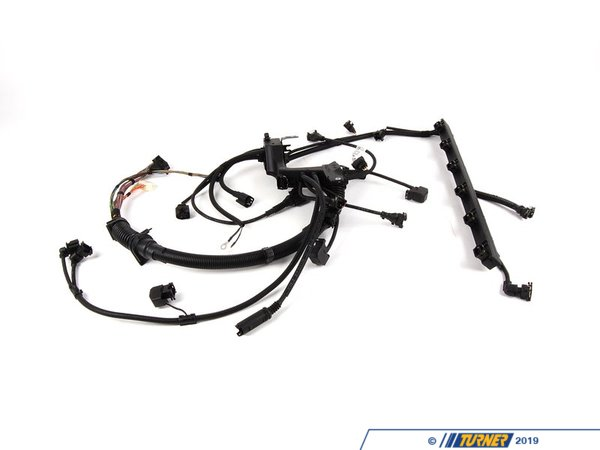 12517513554 Genuine Bmw Engine Wiring Harness Engine