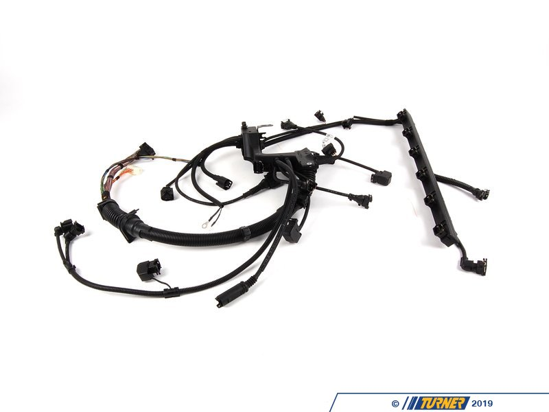 12517513554 - genuine bmw engine wiring harness  engine module - 12517513554