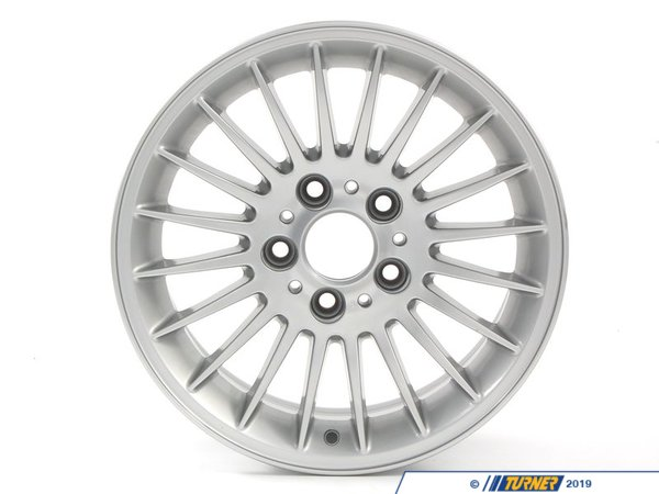 T#65341 - 36111095049 - Genuine BMW Light Alloy Rim 71/2Jx16 Et:20 - 36111095049 - E38 - Genuine BMW -