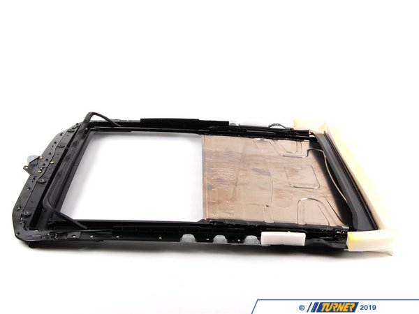 T#21238 - 54137134536 - Genuine BMW Frame Sliding-Lifting Roof Complete - 54137134536 - E46 - Genuine BMW -