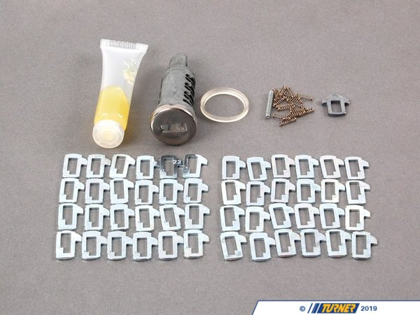 T#89520 - 51218105491 - Genuine BMW Repair Kit Lock Cylinder Left - 51218105491 - E34,E34 M5 - Genuine BMW -