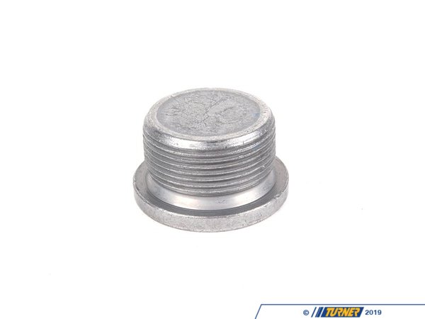 T#25157 - 24117571201 - Genuine BMW Screw Plug M30X1,5 - 24117571201 - E34,E36,E38,E39 - Genuine BMW -
