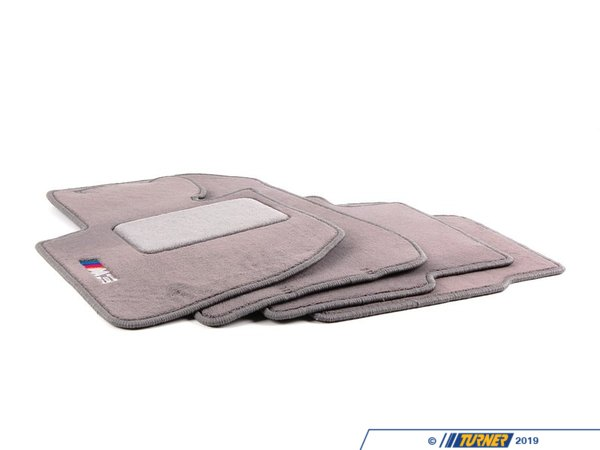 T#12615 - 82111469804 - Genuine BMW Accessories Floor Mat 82111469804 - Genuine BMW -