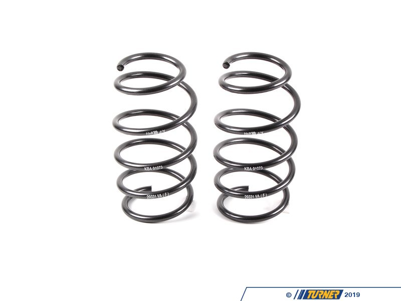 T#4335 - 29331-2 - H&R Sport Spring Set - E65 745i/Li 750i/Li - only for cars with Self Leveling + EDC - H&R - BMW