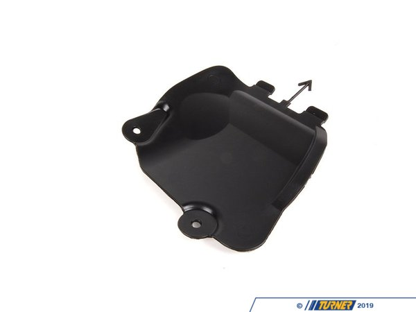 T#117277 - 51717052475 - Genuine BMW Lid, Wheelhouse Cover, Front Left - 51717052475 - E63 - Genuine BMW -