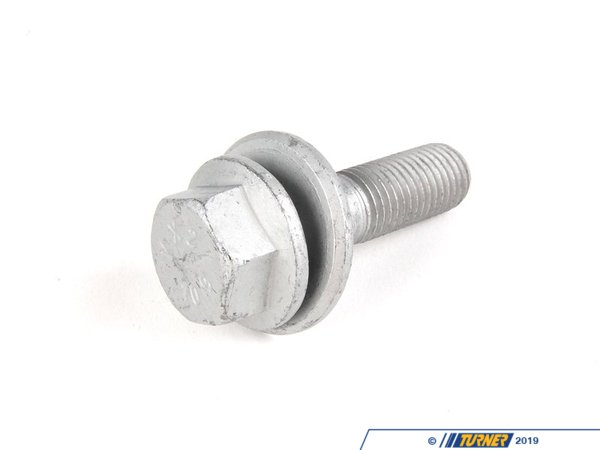 T#61829 - 34116772117 - Genuine BMW Hex Bolt - 34116772117 - Genuine BMW -