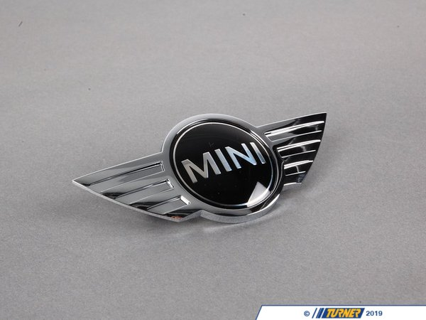T#8817 - 51140660106 - Genuine MINI Emblem Mini - 51140660106 - Genuine MINI -