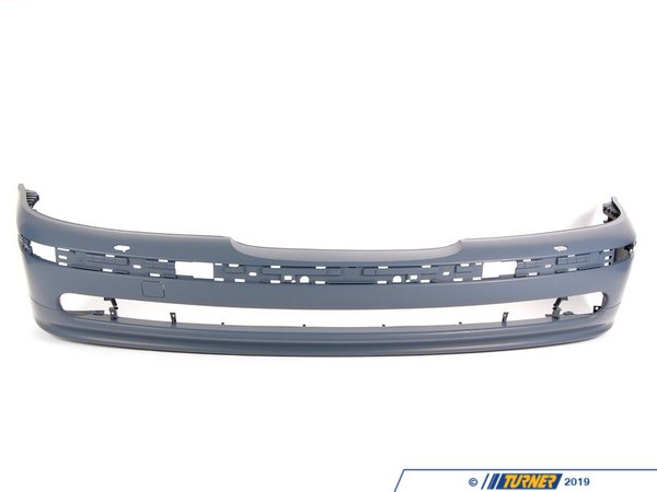 Genuine BMW Genuine BMW Trim Cover, Bumper, Primered, Front - 51117030922 - E39 51117030922