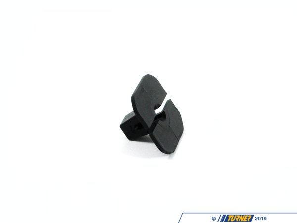 T#10840 - 63128374670 - Genuine BMW Lighting Expanding Nut 63128374670 - Schwarz - Genuine BMW -