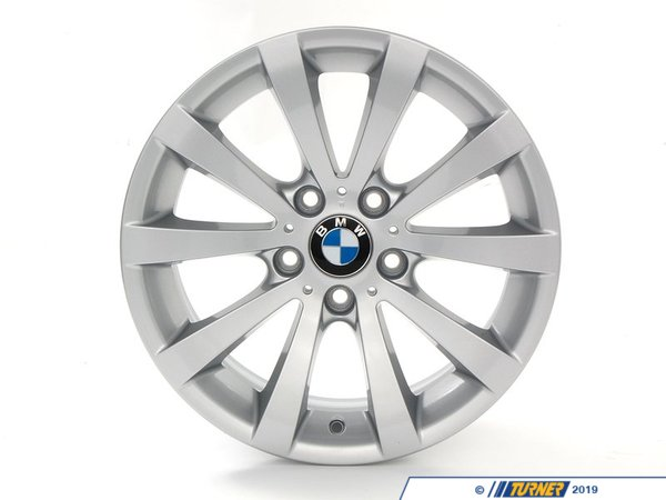 T#66550 - 36116783631 - Genuine BMW Light Alloy Rim - 36116783631 - Genuine BMW -