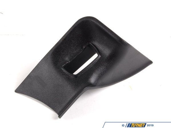 T#157458 - 72111944498 - Genuine BMW Covering Right Schwarz - 72111944498 - E34,E34 M5 - Genuine BMW -