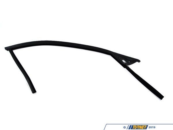 T#92670 - 51328176586 - Genuine BMW Front Right Window Guide - 51328176586 - E34,E34 M5 - Genuine BMW -