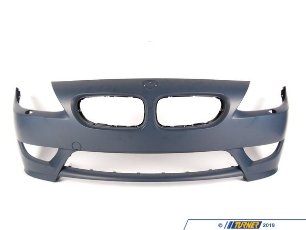 T#75916 - 51113448817 - Genuine BMW Trim Cover, Bumper, Primered, Front - 51113448817 - E86 - Genuine BMW -