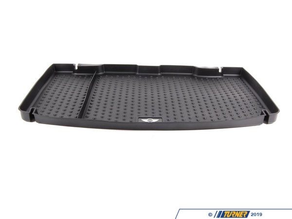 T#24058 - 51470416184 - Genuine MINI Fitted Luggage Compartment Mat Mini Logo - 51470416184 - Genuine MINI -