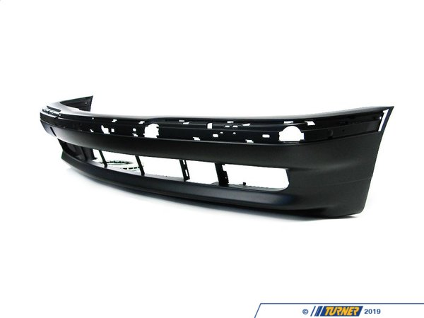 T#23338 - 51118125303 - Genuine BMW Trim Cover, Bumper, Primered, Front - 51118125303 - E38 - Genuine BMW -