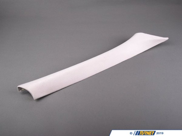 T#104731 - 51438189192 - Genuine BMW Covering Apron Right Anthrazit'93 - 51438189192 - E36 - Genuine BMW -