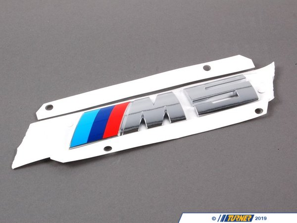 T#23666 - 51147898126 - Genuine BMW Label - M5 - 51147898126,E60 M5 - Genuine BMW -