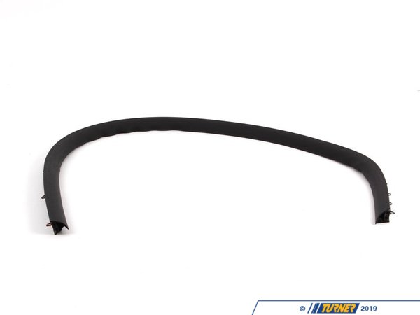 T#23977 - 51347004696 - Genuine BMW Door Weatherstrip Bottom Right - 51347004696 - E53 - Genuine BMW -