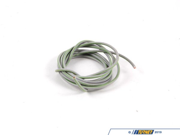 T#138072 - 61126908725 - Genuine BMW Cable Grey-green - 61126908725 - Genuine BMW -