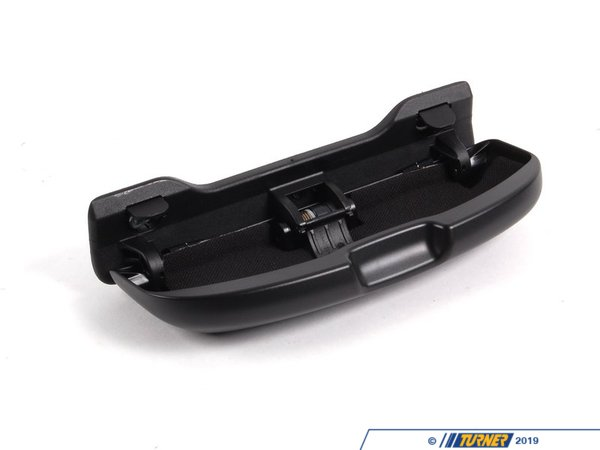 NEW SUNGLASS HOLDER TRAY GRAB HANDLE EUROPEAN FITS BMW E60 E61 E82 E90 E91 E92