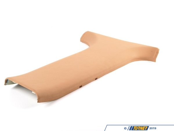 T#104683 - 51438174443 - Genuine BMW Covering Column-center Lower - 51438174443 - Sandbeige - Genuine BMW -