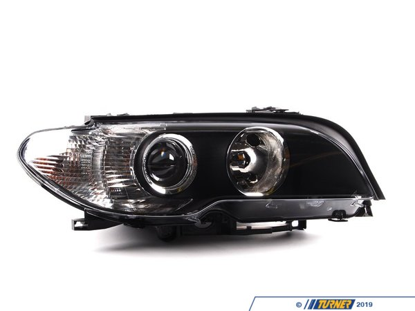T#22035 - 63127165952 - Genuine BMW Bi-Xenon Headlight Akl, Right - 63127165952 - E46 - Genuine BMW -