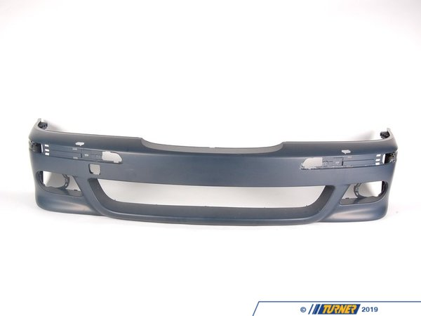 T#25612 - 51117894379 - Genuine BMW Trim Cover, Bumper, Primered - 51117894379 - Genuine BMW -