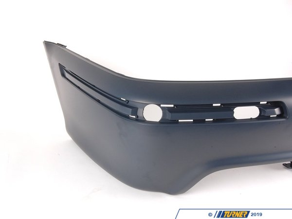 T#77973 - 51122498489 - Genuine BMW Bumper Trim Panel, Primered, Rear M - 51122498489 - E39 - Genuine BMW -