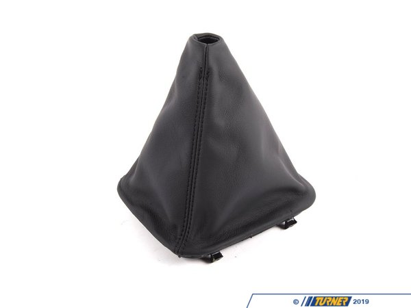 T#52564 - 25111221873 - Genuine BMW Leather Boot Walk-Nappa Schwarz - 25111221873 - E34,E34 M5 - Genuine BMW -