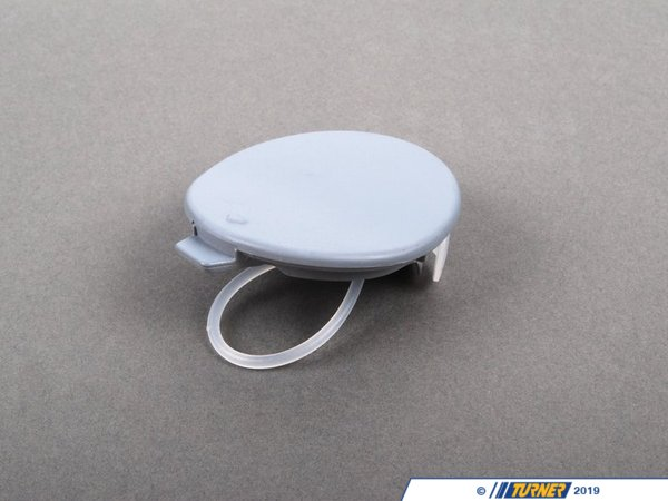 T#23303 - 51113415599 - Genuine BMW Flap, Towing Eye, Primed M - 51113415599 - E83 - Genuine BMW -
