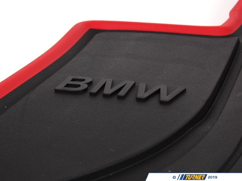 51472219800 Genuine Bmw All Weather Mats F30 320i 328i 335i Turner Motorsport