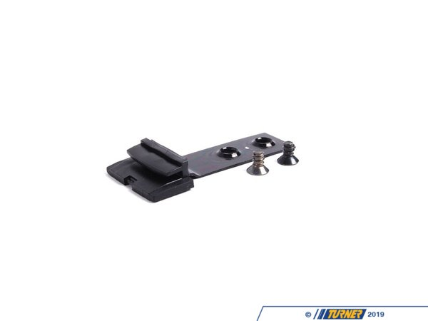 T#10399 - 54138246027 - Sunroof Shade Slider - Left - E46 thru 2003 - Genuine BMW - BMW