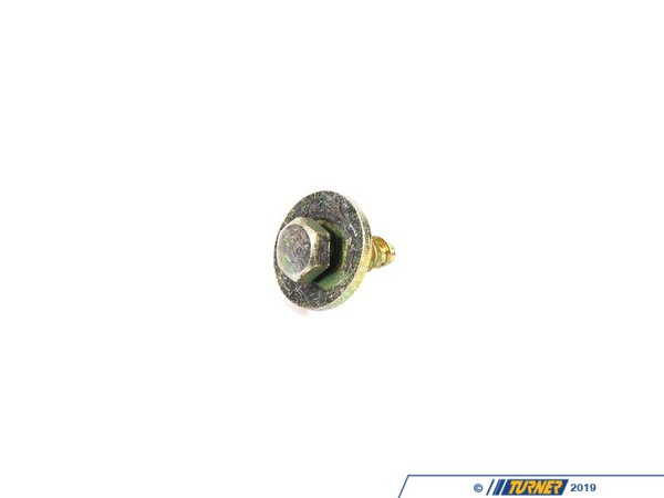 T#147342 - 63131370849 - Genuine BMW Screw - 63131370849 - Genuine BMW -