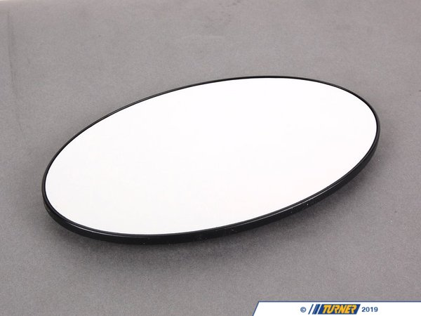 T#83291 - 51167058063 - Genuine MINI Mirror Glas Heated Plane Lef - 51167058063 - Genuine Mini -