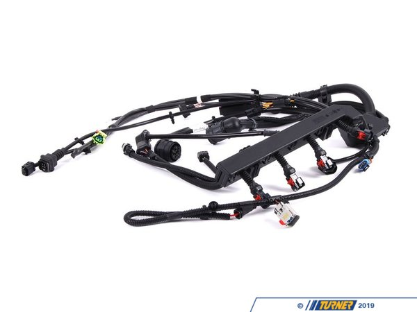 T#39839 - 12517533100 - Genuine MINI Engine Wiring Harness - 12517533100 - Genuine Mini -
