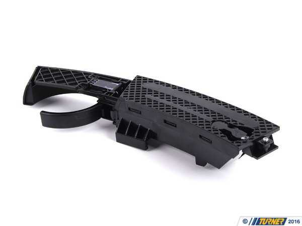 T#9841 - 51457070324 - Cup Holder - Right - Black - E85/E86 Z4 - Genuine BMW - BMW