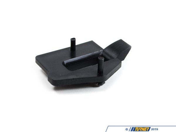 T#9351 - 51237000572 - Genuine BMW Hood Catch End Support - 51237000572 - E53 - Genuine BMW -